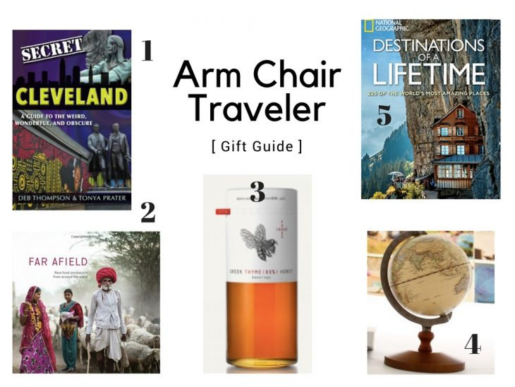 Arm Chair Traveler Gift Guide