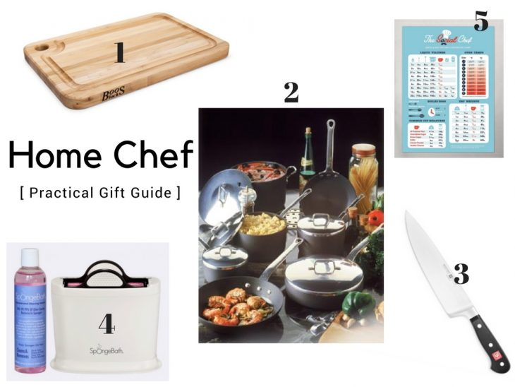 Home Chef Practical Gift Guide