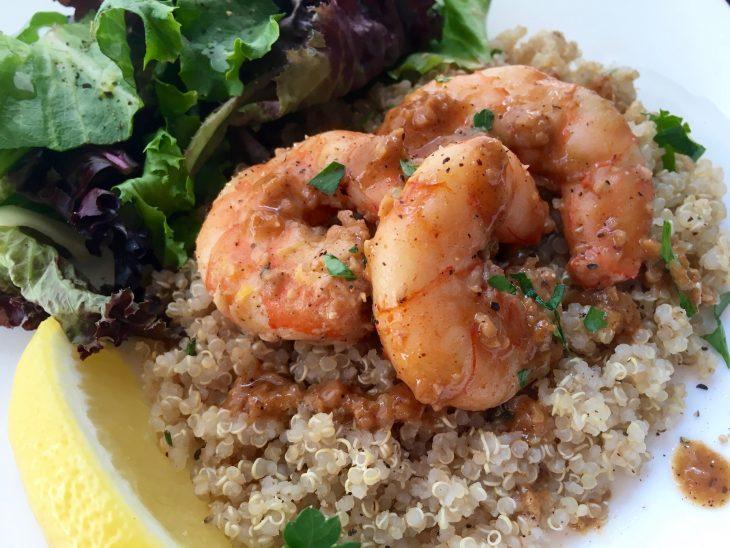 Lemon Garlic Jumbo Shrimp 5 Weight Watchers Freestyle Points