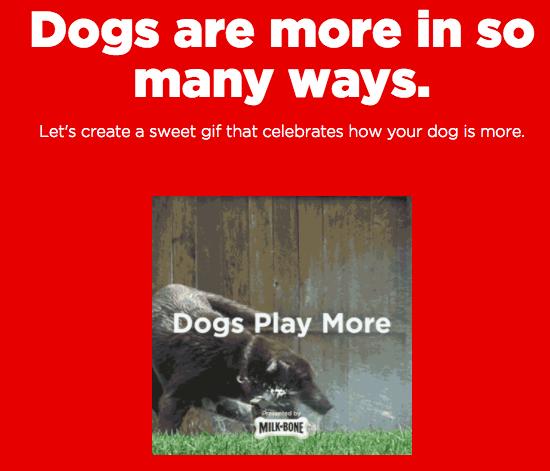 Milk-Bone Dogs Are More