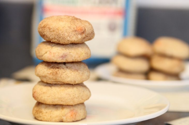 Grandma's Snickerdoodle Cookies With A Twist