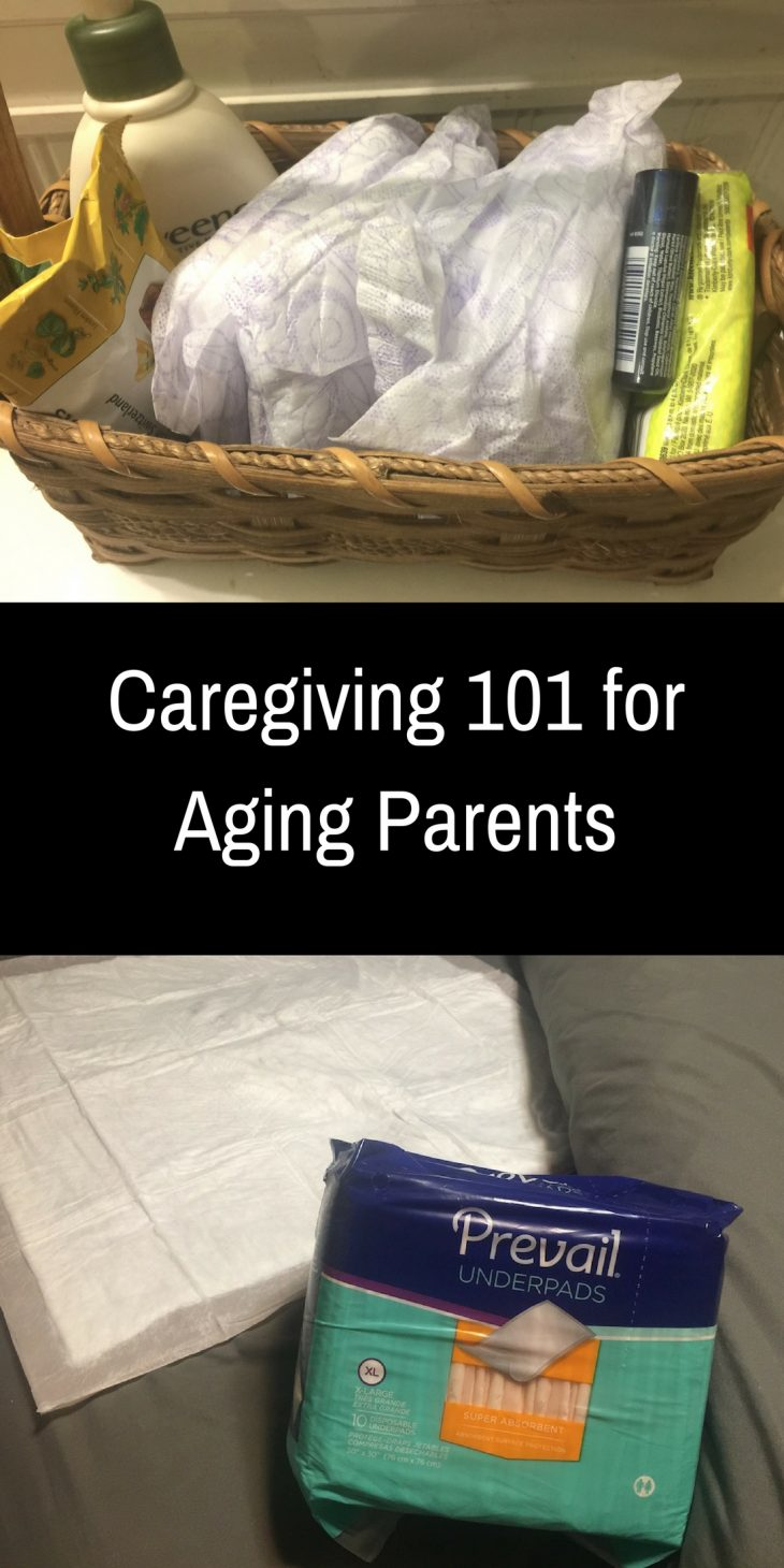 Caregiving tips for Aging Parents