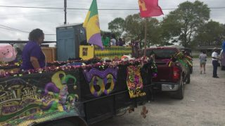 A Different Kind of Mardi Gras: Chasing Chickens and Tequila Soaked Gummy Worms
