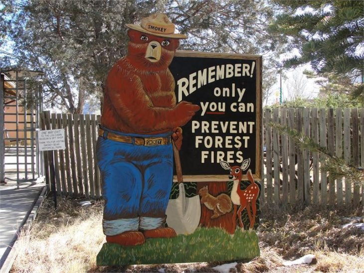 smokey the bear park