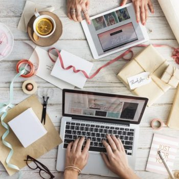 bloggers work with brands & pr