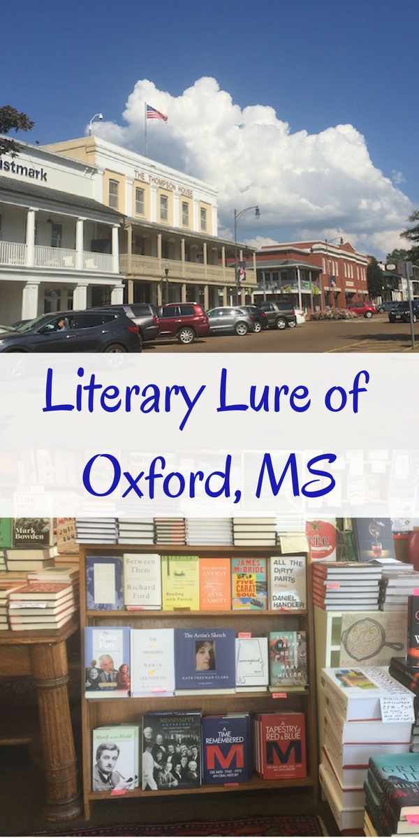 Literary Lure of Oxford, MS