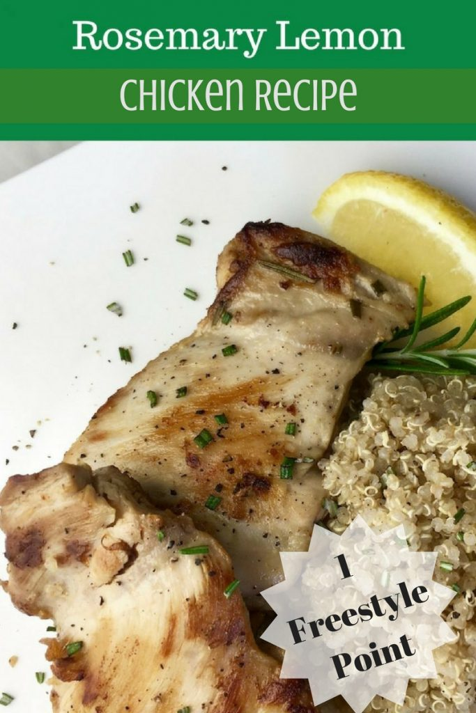 Rosemary Lemon Chicken Recipe