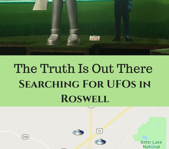 The Truth Is Out There – Searching For UFOs in Roswell 👽