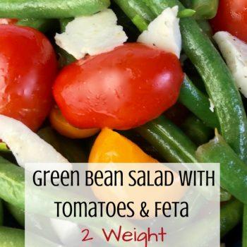 Green Bean Salad with Tomatoes & Feta Recipe
