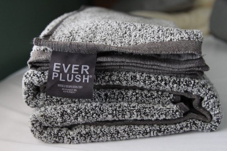 The best luxurious towels I've ever found. These Everplush towels are fantastic.