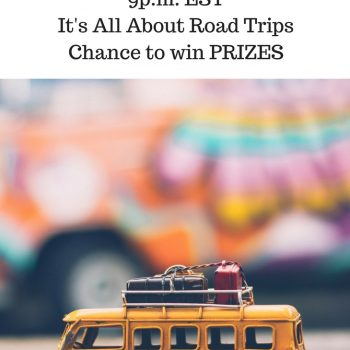 Join The MOM Travel Chat on Twitter – It's All About Road Trips