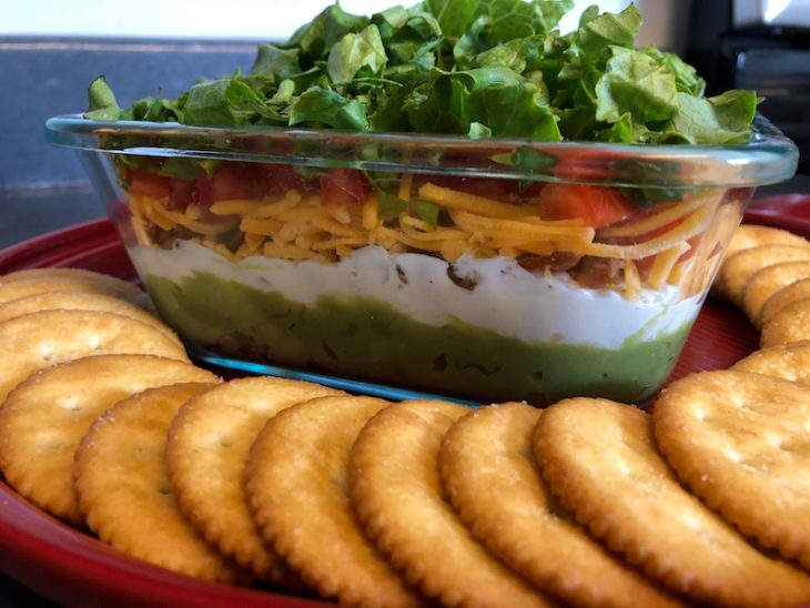 The BLT Dip is only 5 Weight Watchers Freestyle points