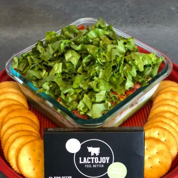 BLT Dip and LactoJoy To The Summer Picnic Rescue