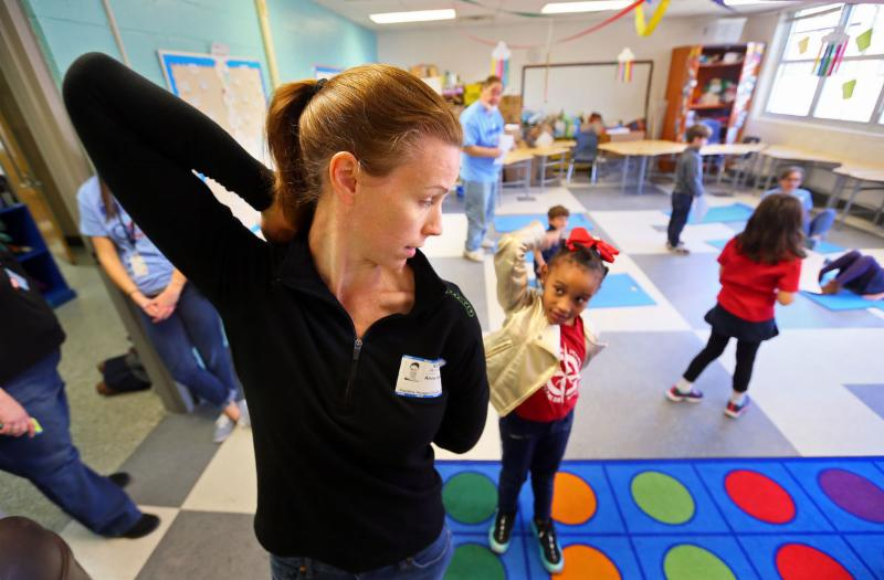 Action for Healthy Kids provides grants to schools to Ensuring that our kids are eating healthier foods, learning about nutrition, and being more physically active in school not only sets them up to learn lifelong healthy habits but, according to a growing body of research, it helps them be better prepared to focus and learn in class