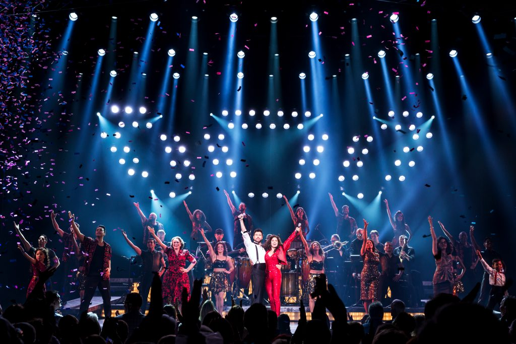 On Your Feet Broadway in Detroit