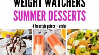 18 Weight Watchers Refreshing Desserts You'll Want To Try