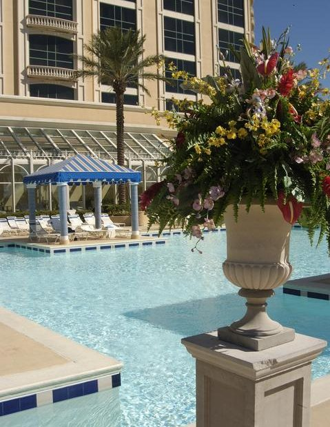 Stay At The Gorgeous Beau Rivage Resort & Casino On Mississippi's Gulf Coast