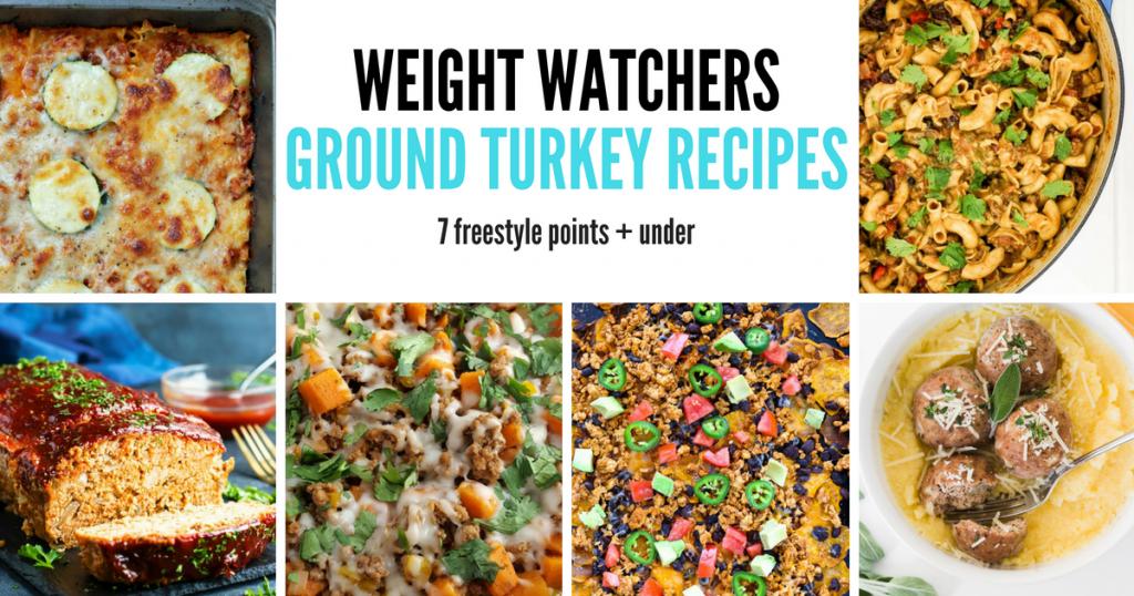18 Weight Watchers Ground Turkey Recipes Just Short Of Crazy