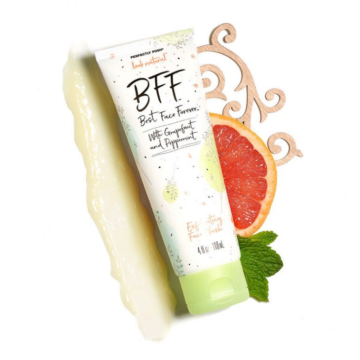 Perfectly Posh BFF Best Face Forever Cleanser