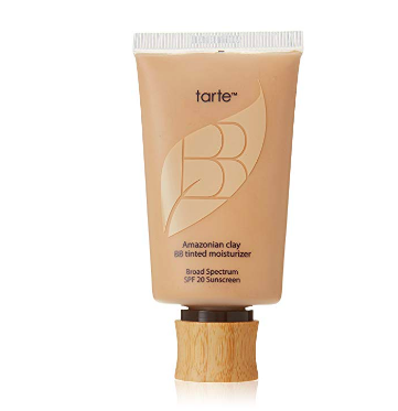summer beauty essentials Tarte Cosmetics Amazonian Clay BB Tinted Moisturizer