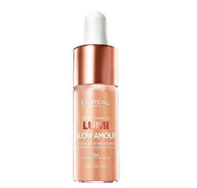 summer beauty essentials L'Oreal Paris Cosmetics True Match Lumi Glow Amour Boosting Drops, Golden Hour