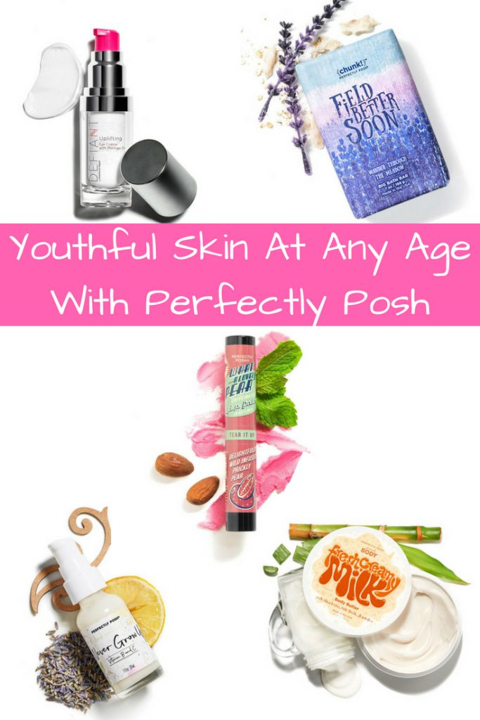 Youthful Skin At Any Age With Perfectly Posh