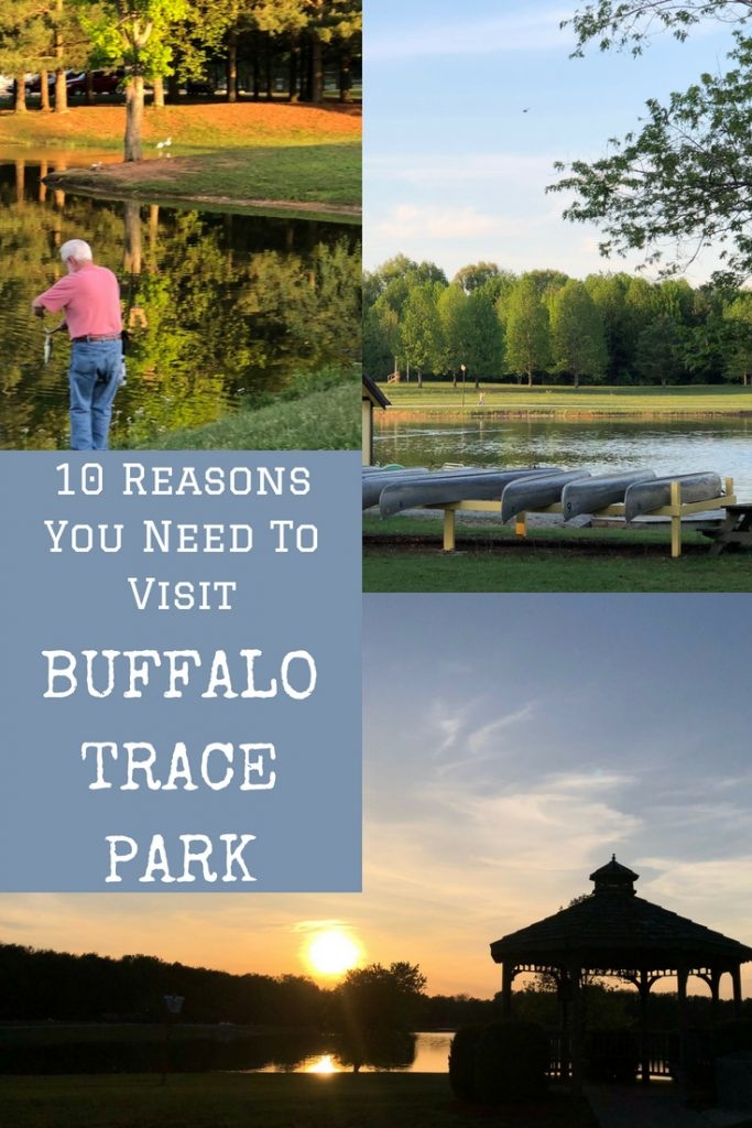 10 Reasons You Need To Visit Buffalo Trace Park