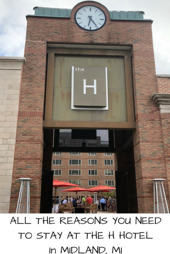 ALL THE REASONS YOU NEED TO STAY AT THE H HOTEL