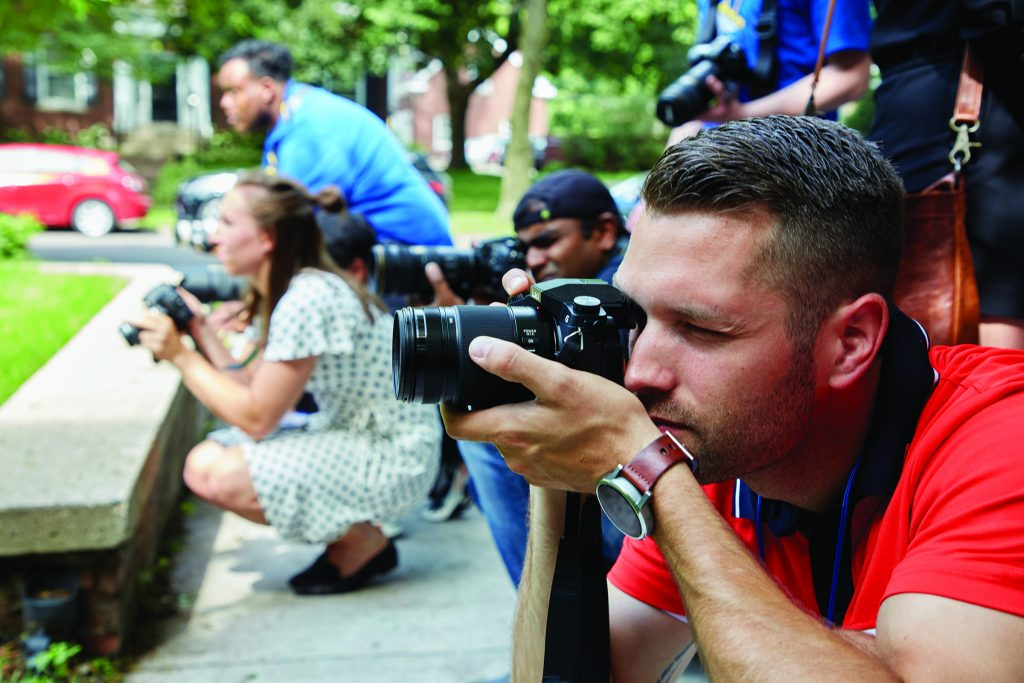 Best Buy Photography Workshops in store is free. They also offer a photography workshop tours for the low cost of $50 which is well worth the investment.