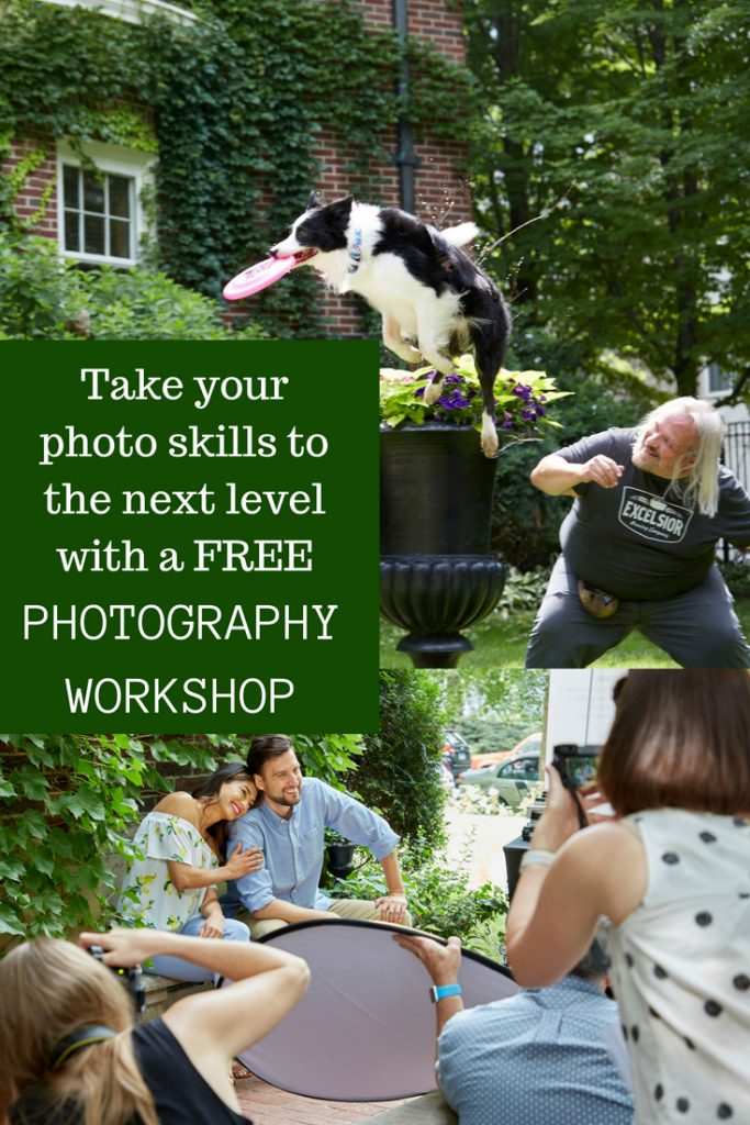Take your photography skills to the next level with a free photography class from the specialists at Best Buy