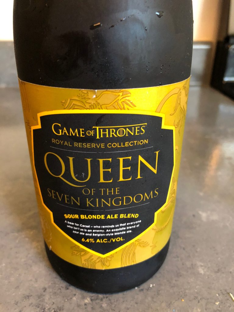 The Queen of the Seven Kingdoms Sour Ale