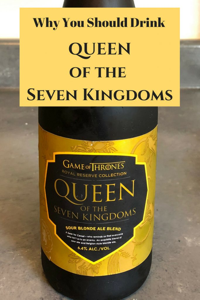 Queen of the Seven Kingdoms title image