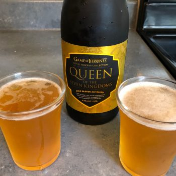 Bottoms Up With Queen of the Seven Kingdoms -A Beer Dedicated to Cersei Lannister