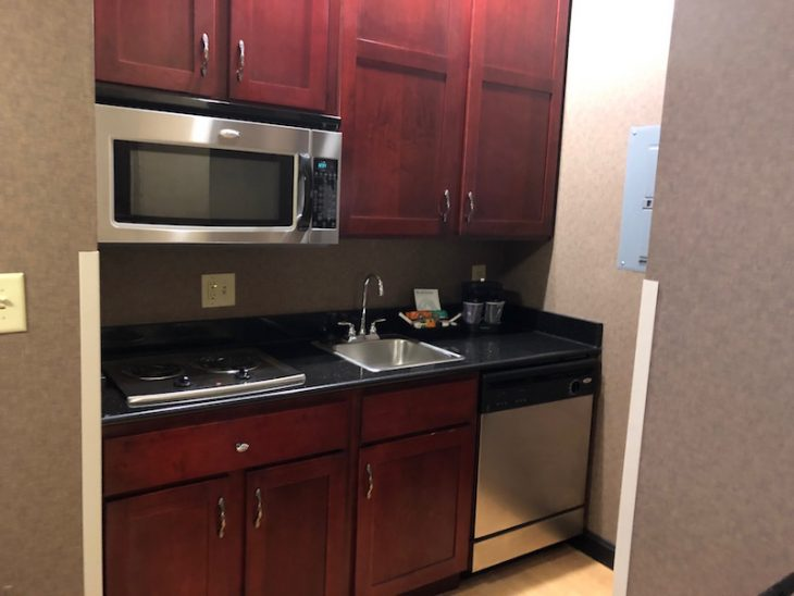 Where to stay in Indianapolis Homewood Suites 3