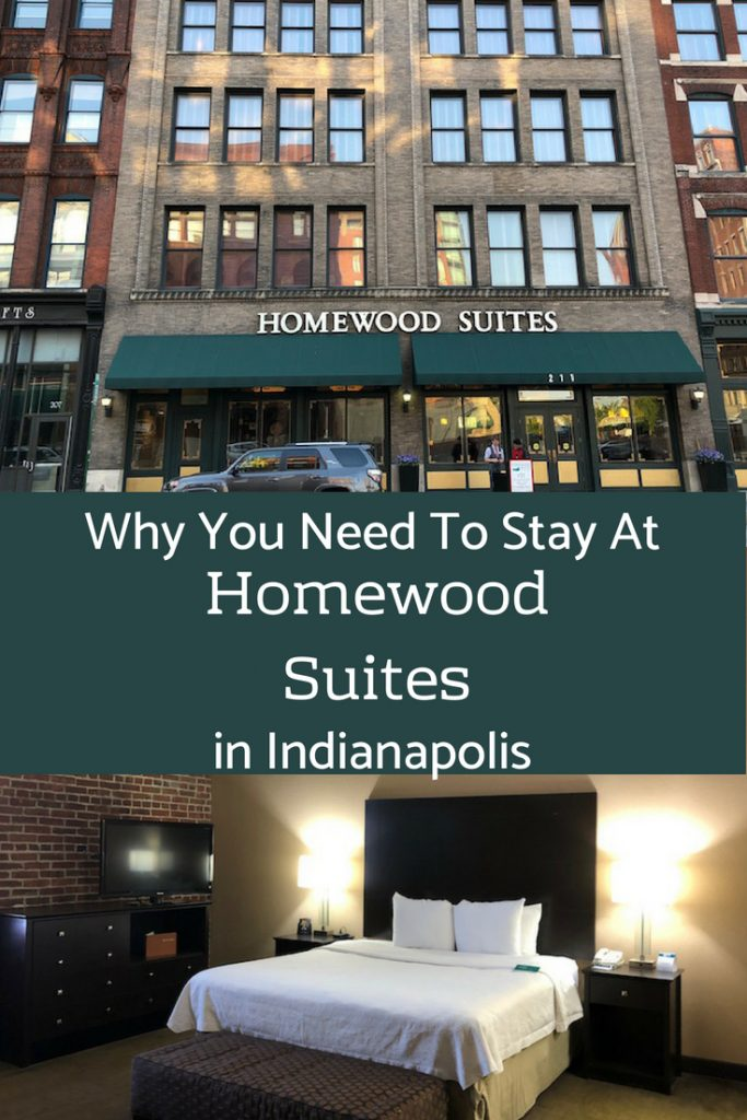 Where You Need To Stay in Indianapolis