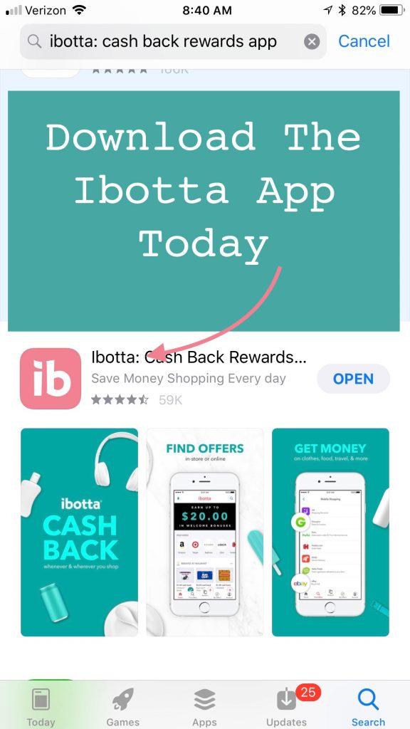 Ibotta App Travel