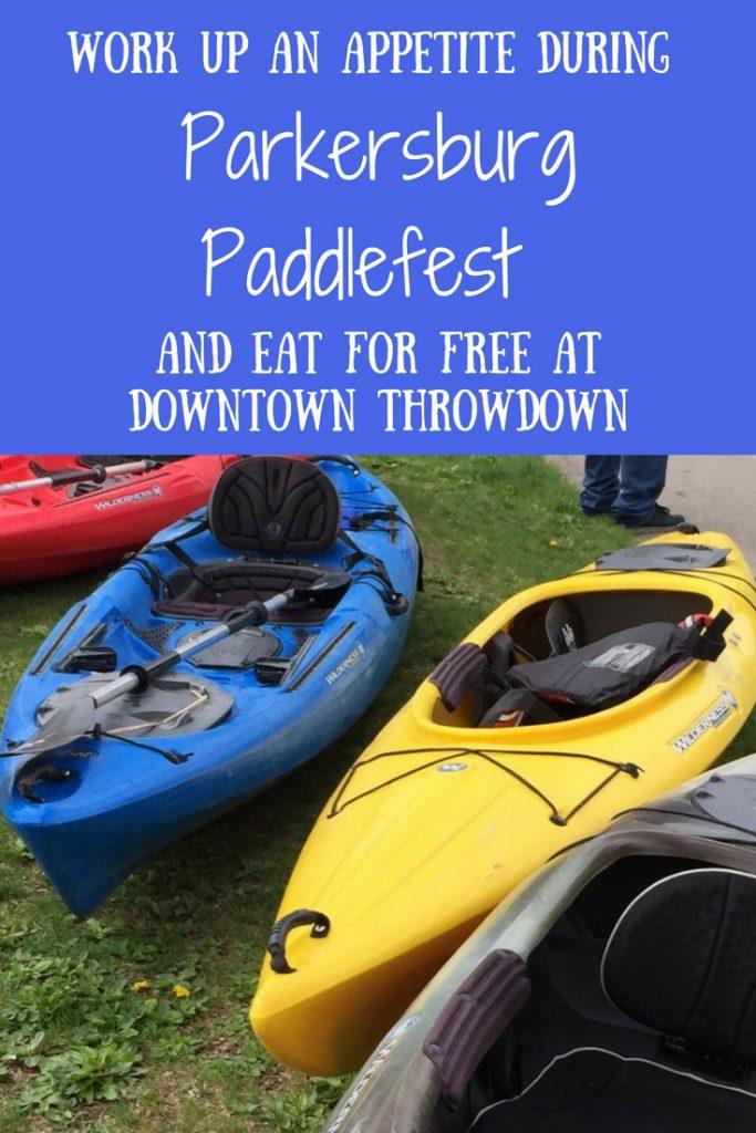 Parkersburg Paddlefest