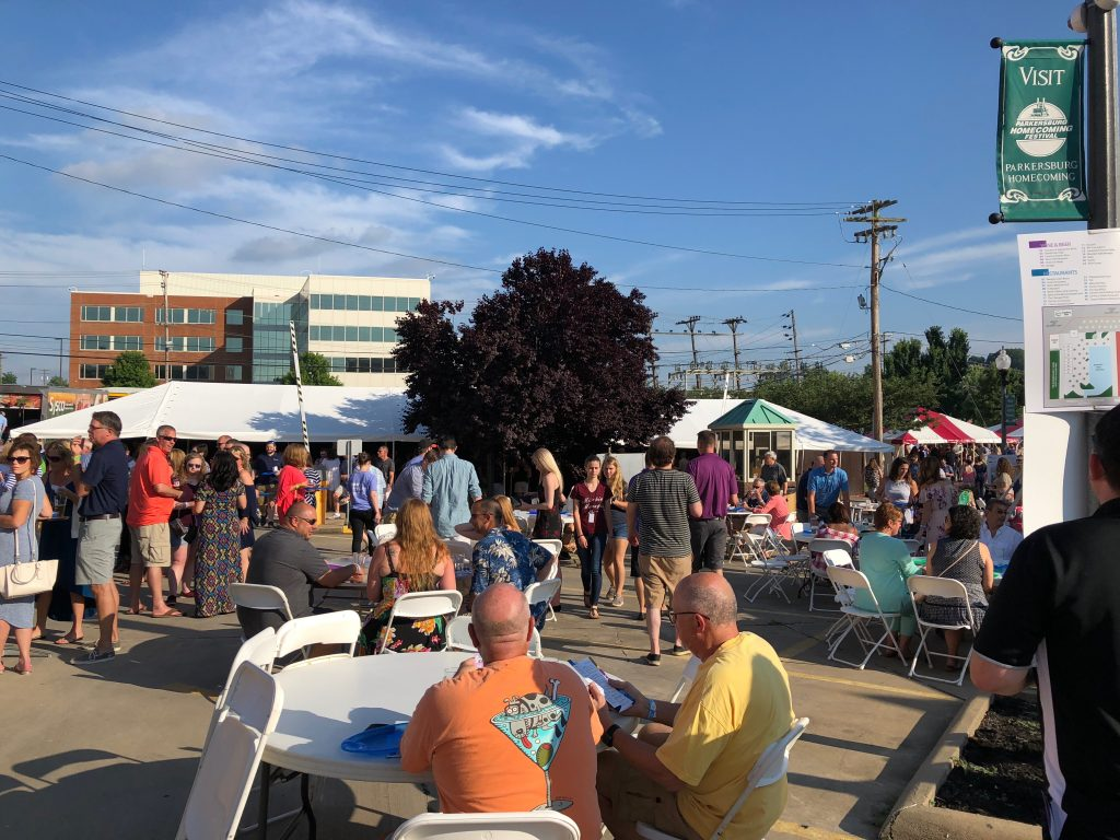 The Downtown Throwdown BBQ, which is very similar to the Taste of Parkersburg, will be happening the same weekend as Paddlefest in September.