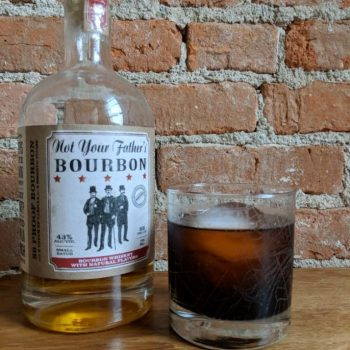 Not Your Father's Old Fashioned Cocktail Recipe