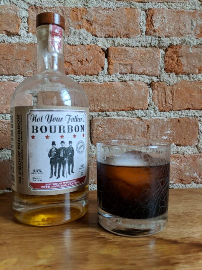 Not your fathers old fashion cocktail recipe