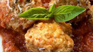 Baked Turkey Meatballs Recipe