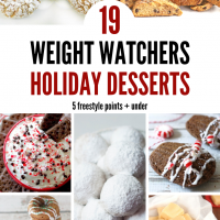 Weight Watchers Desserts For Any Holiday