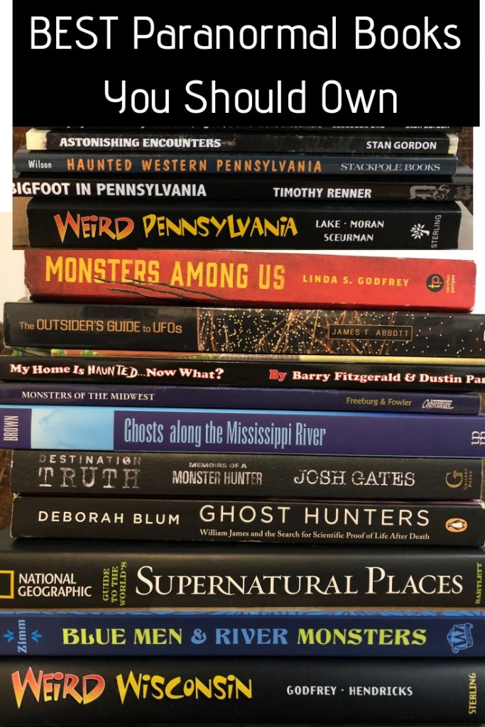 BEST Paranormal Books You Should Own