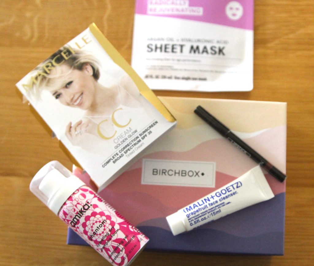 Birch Box Monthly Beauty Subscription Box