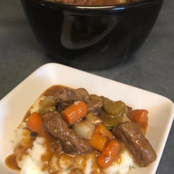 Easy Beef Stew Recipe + Giveaway