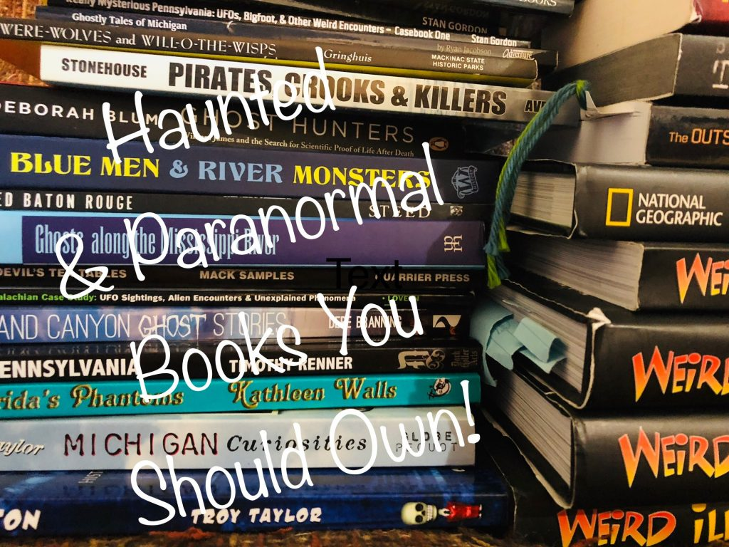 haunted books