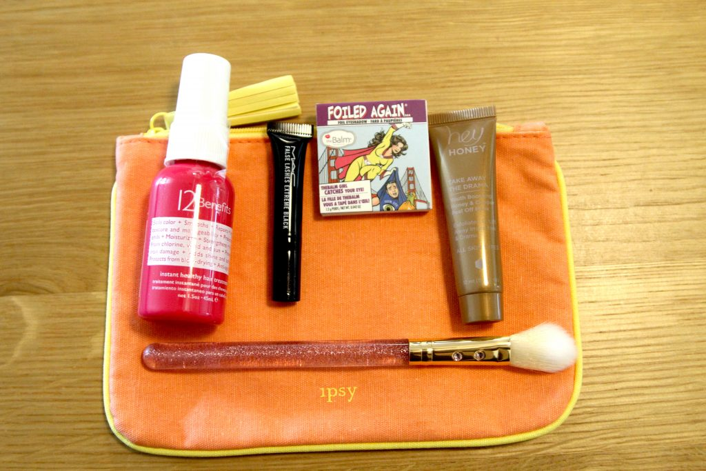 Ipsy Monthly Beauty Subscription Box