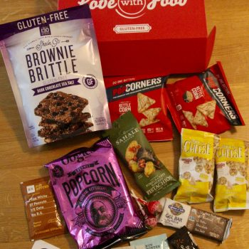 Love with Food Subscription Box Gluten Free