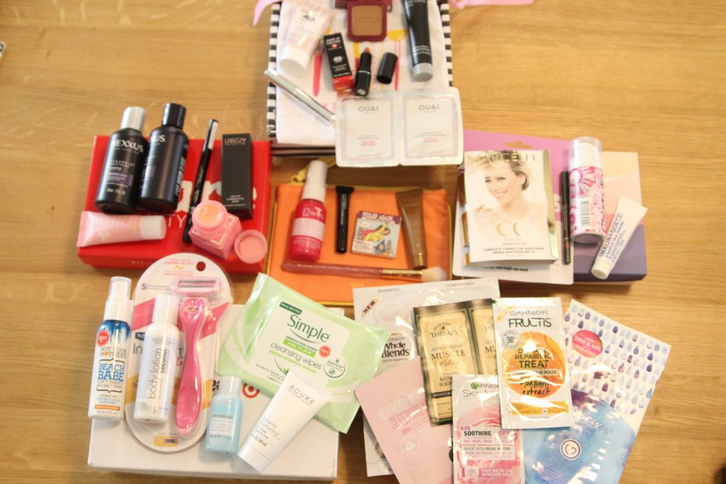 Monthly Beauty Boxes Subscription Battle