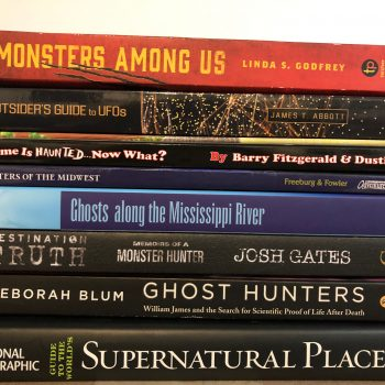 Paranormal Books
